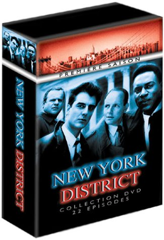 Coffret DVD New York District saison 1