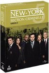 Coffret DVD zone 2 de la saison 5 de Law & Order: CI (New York Section Criminelle)