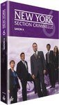 Coffret DVD zone 2 de la saison 6 de Law & Order: CI (New York Section Criminelle)