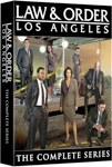 Intégrale Los Angeles Police Judiciaire (DVD)