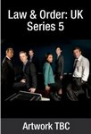 DVD Law & Order UK Series 5 / Londres Police Judiciaire Saison 5 (Zone 2)