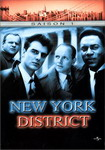Coffret DVD zone 2 de la première saison de Law & Order (New York District)