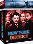 Coffret DVD zone 2 de la seconde saison de Law & Order (New York District)