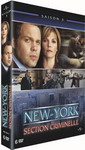 Coffret DVD zone 2 de la troisième saison de Law & Order: CI (New York Section Criminelle)