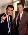Chris Noth et Jerry Orbach