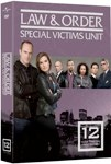 DVD Law & Order : Special Victims Unit : Season 12 / New York Unité Spéciale : Saison 12 (Zone 1 / Region 1 / USA)