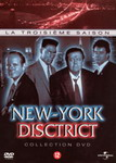 Coffret DVD zone 2 de la troisième saison de Law & Order (New York District)