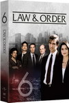 DVD Law & Order : Season 6 / New York District : Saison 6 (Zone 1 / Region 1 / USA)