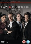DVD Law & Order UK Series 2 / Londres Police Judiciaire Saison 2 (Zone 2)