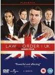 DVD Law & Order UK Series 4 / Londres Police Judiciaire Saison 4 (Zone 2)